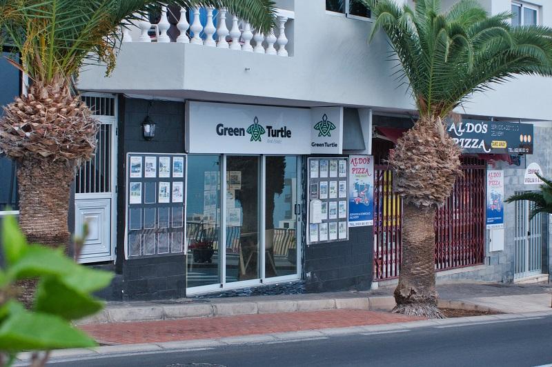 Tenerife Green Turtle office