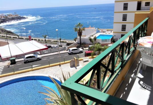 One bedroom apartment in Playa de La Arena