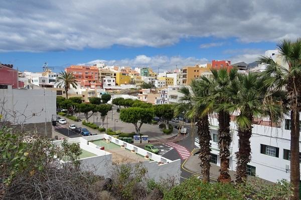 Plaza of Alcala